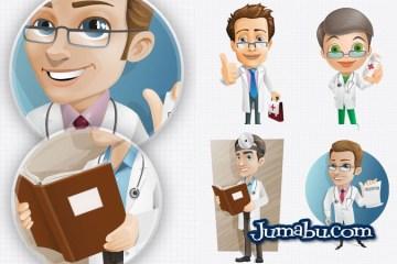ilustraciones personal de la salud - Ilustraciones de Médicos o Personal de la Salud
