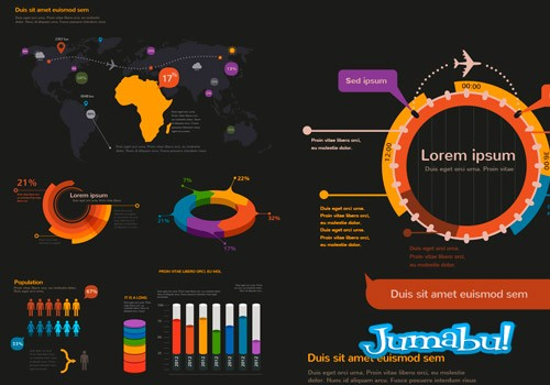 infografia-vectores-photoshop