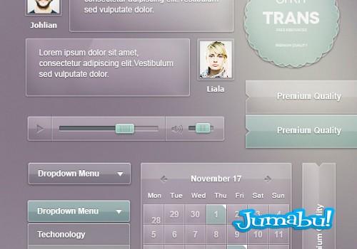 interfaz-usuario-transparente-efecto-psd