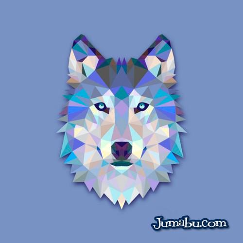 lobo-wolf-vectores