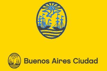 logo buenos aires ciudad vectores - Logo Buenos Aires Ciudad en vectores