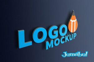 logo mockup03 - Mock Up Realista de Logos