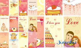 lovers cards tarjetas enamorados - Tarjetas Día de los Enamorados