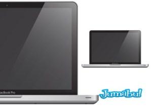 macbookpro vectorizada - MacBook Pro en Vectores