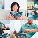 maqueta para libros diseno - Plantilla Mock Up para Presentar tu Diseño de Tapa de Libro