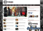mh themes gratis wordpress - Plantilla para Wordpress Gratuita Tipo Magazine