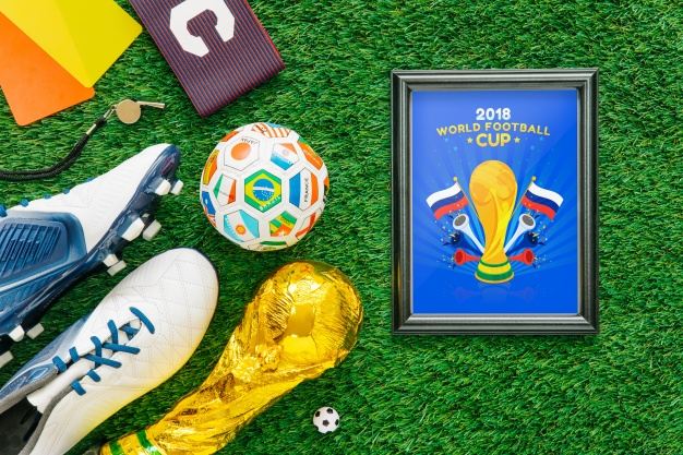 mockup mundial de futbol - MockUp del Mundial de Fútbol