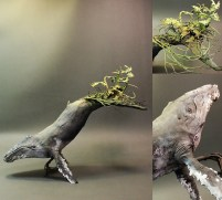 mythical-clay-statue