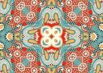 ornamentos mandalas vectoriales - Arabescos Vectorizados para Crear Mandalas