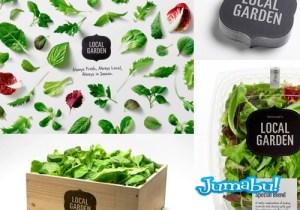 packaging verduras frutas - Packaging Creativo para Verduras