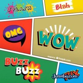 palabras comic vector - Palabras de Comics en Vectores