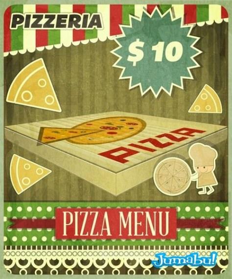 pizza-retro-pizzeria-menu