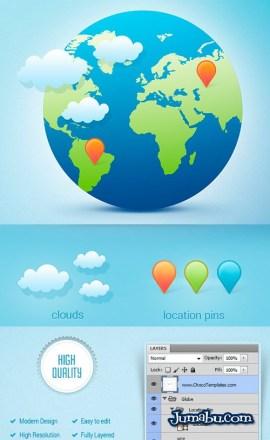 planeta tierra photoshop - Planeta Tierra en Photoshop