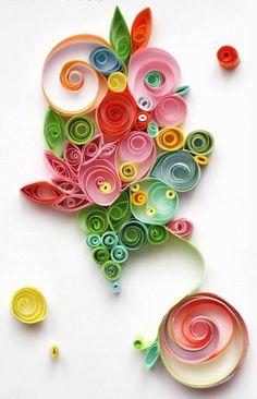 quilling-paper-flores