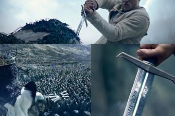 rey arturo leyend - El Rey Arturo la película 2017 (King Arthur: Legend Of The Sword)