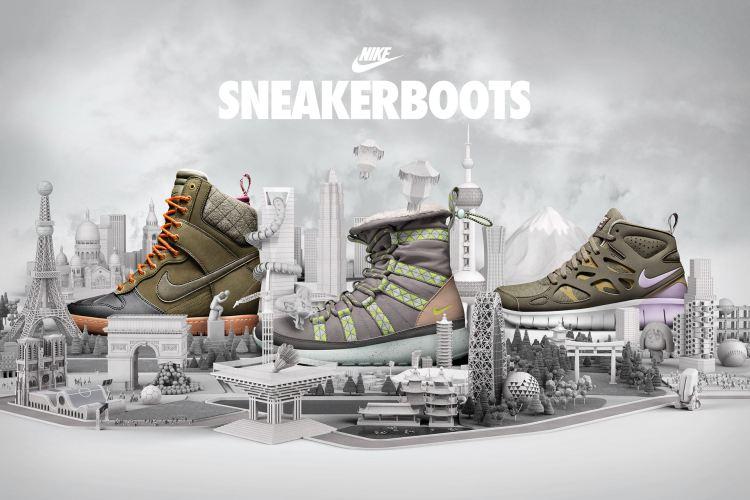 snake boots 3d design - Conoce el fascinante trabajo de Chris Labrooy