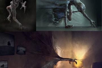 stranger things arte - Arte de Stranger Things