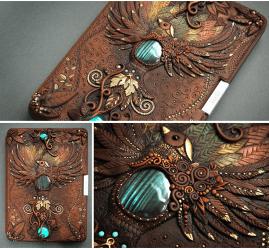 tapas libros - Diseño de tapas de libros super creativas