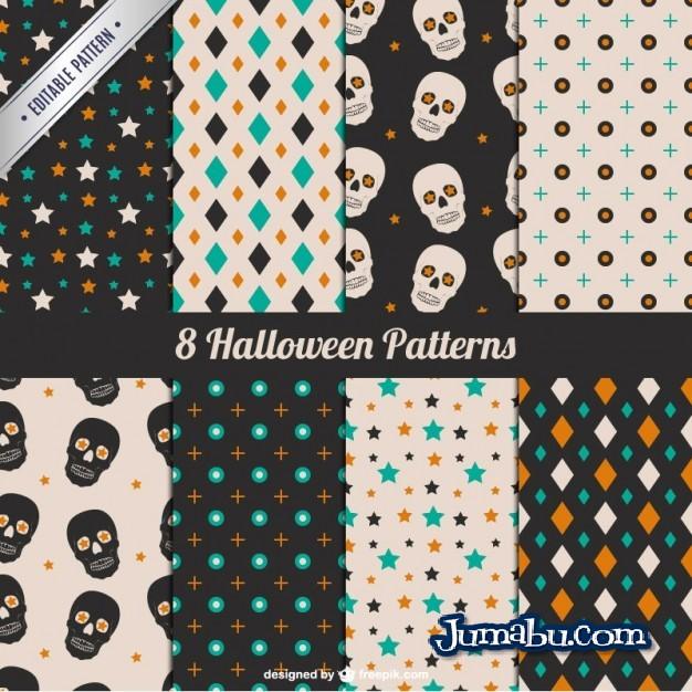 texturas-halloween-vector