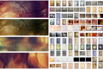 texturas rugosas descargar - 250 Texturas Grunge que si eres Diseñador no podés dejar de Bajar