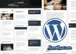theme plantilla wordpress - Template, Plantilla o Theme para Wordpress Responsive y Gratis