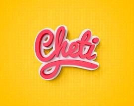 tipografia dulce candy - Efecto de Texto con Photoshop