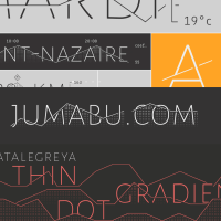 Descarga esta tipografía ideal para gráficos estadísticos