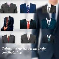 Imágenes de trajes para tu foto carnet