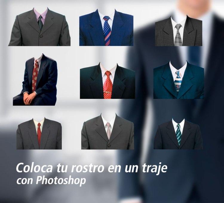Imágenes de trajes para tu foto carnet | Jumabu