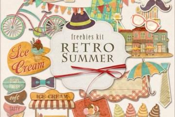 verano retro vintage - Imágenes Veraniegas Retro o Vintage