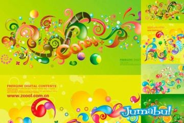verde candy dulce vectores limon - Vectores tipo Candy