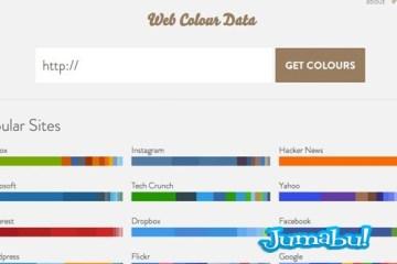 web colores informacion - Descubre la Paleta de Colores de los Sitios Webs que Más te Gusten!