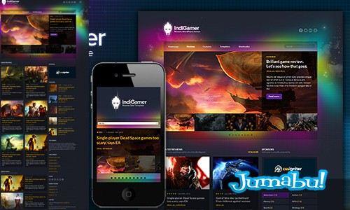 website-colorido