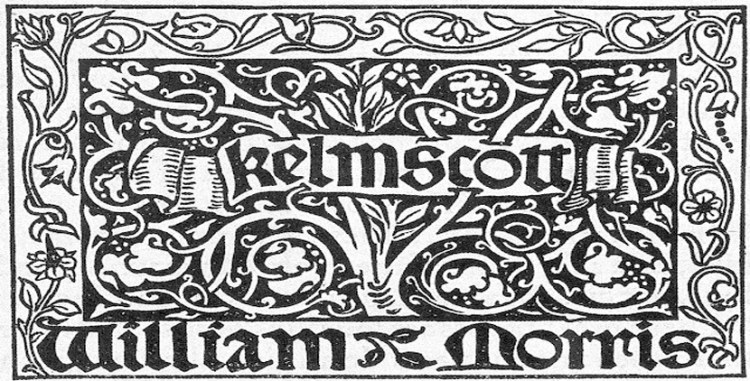 william morris diseñador