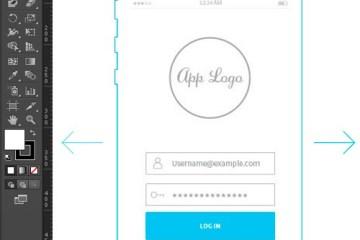 wireframe apple iphone - Wireframe de Diseño iOs7 para Diseñar tus Aplicaciones Móviles