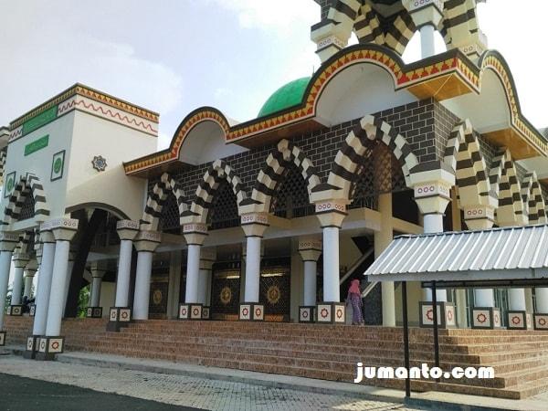 Foto Masjid Islamic Center Kota Agung Tanggamus