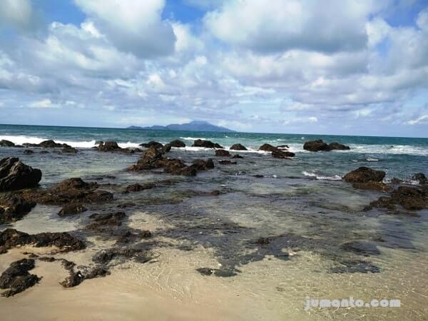 pantai batu rame