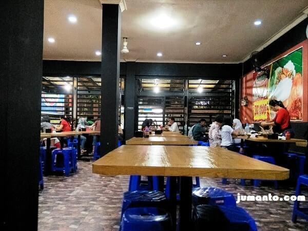 gambar tempat makan sambal lalap bandar lampung