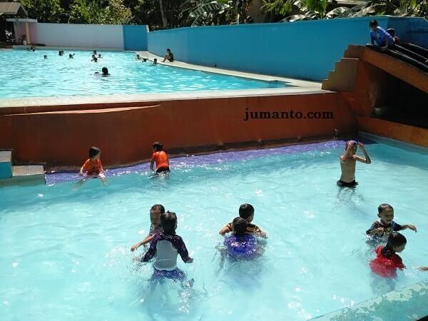 wisata kolam renang wiyono pesawaran lampung