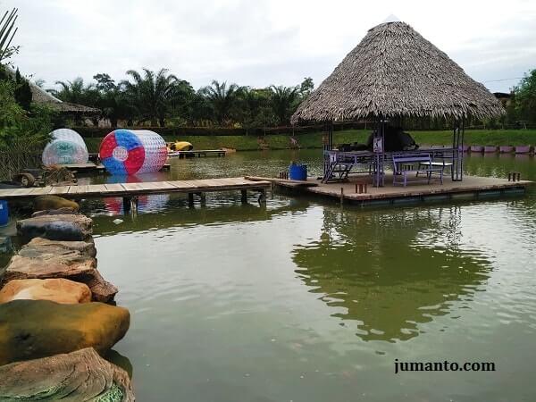 balon jambi paradise
