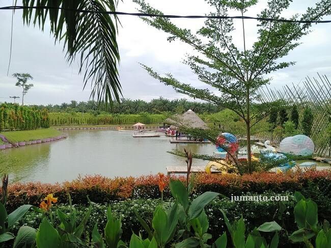 foto tempat wisata jambi paradise