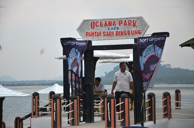 wisata pantai sari ringgung lampung