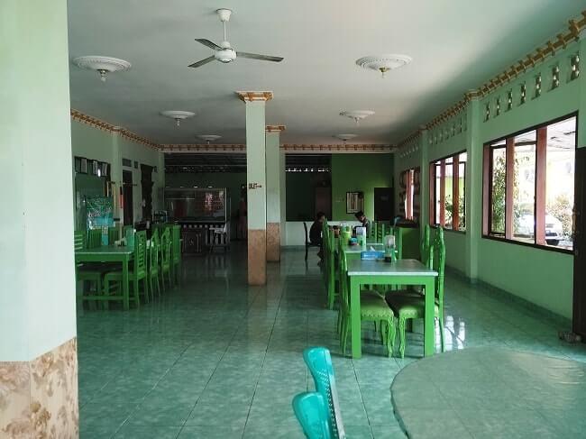 foto tempat makan hj suharti natar lampung selatan