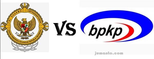 Perbedaan BPK BPKP dan Inspektorat