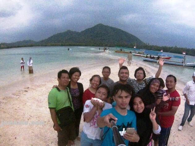 liburan di Lokasi Pulau Pahawang Lampung
