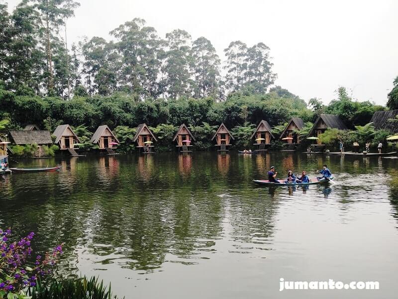 penginapan di dusun bambu