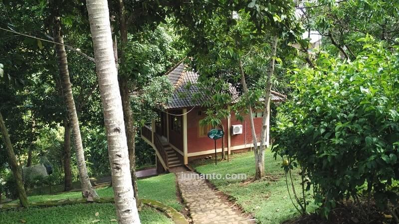 cottage wira garden lampung