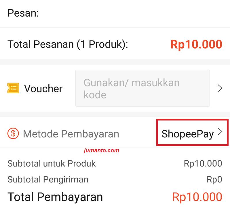 Enaknya Bayar Shopee Pakai Shopeepay