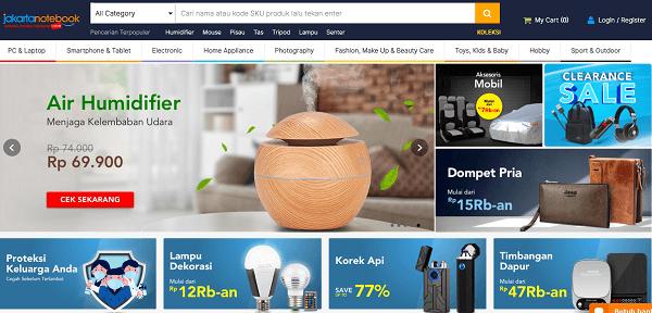 toko online jakartanotebook terpercaya di indonesia