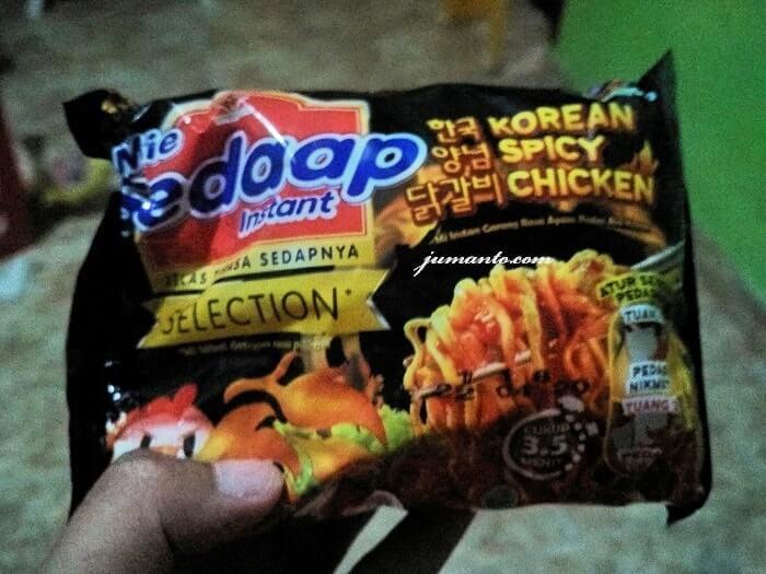 Mie Sedap Korean Spicy Dijual Dimana
